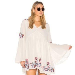 Free People Te Amo Mini Dress size XS